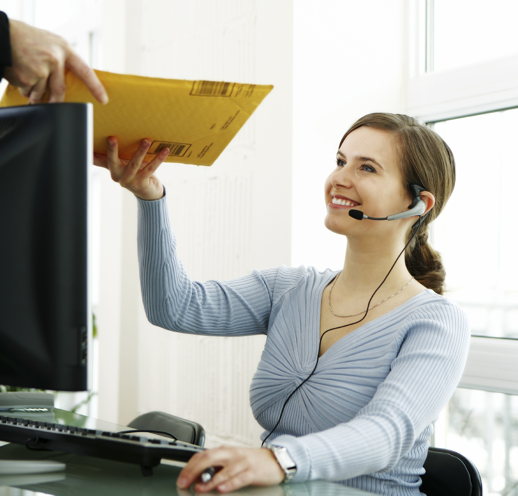 Mail Center Management Office Services