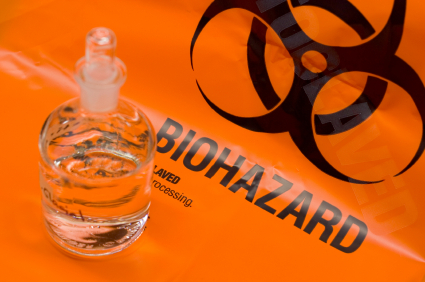 Hazardous Materials HAZMAT Shipping Receiving