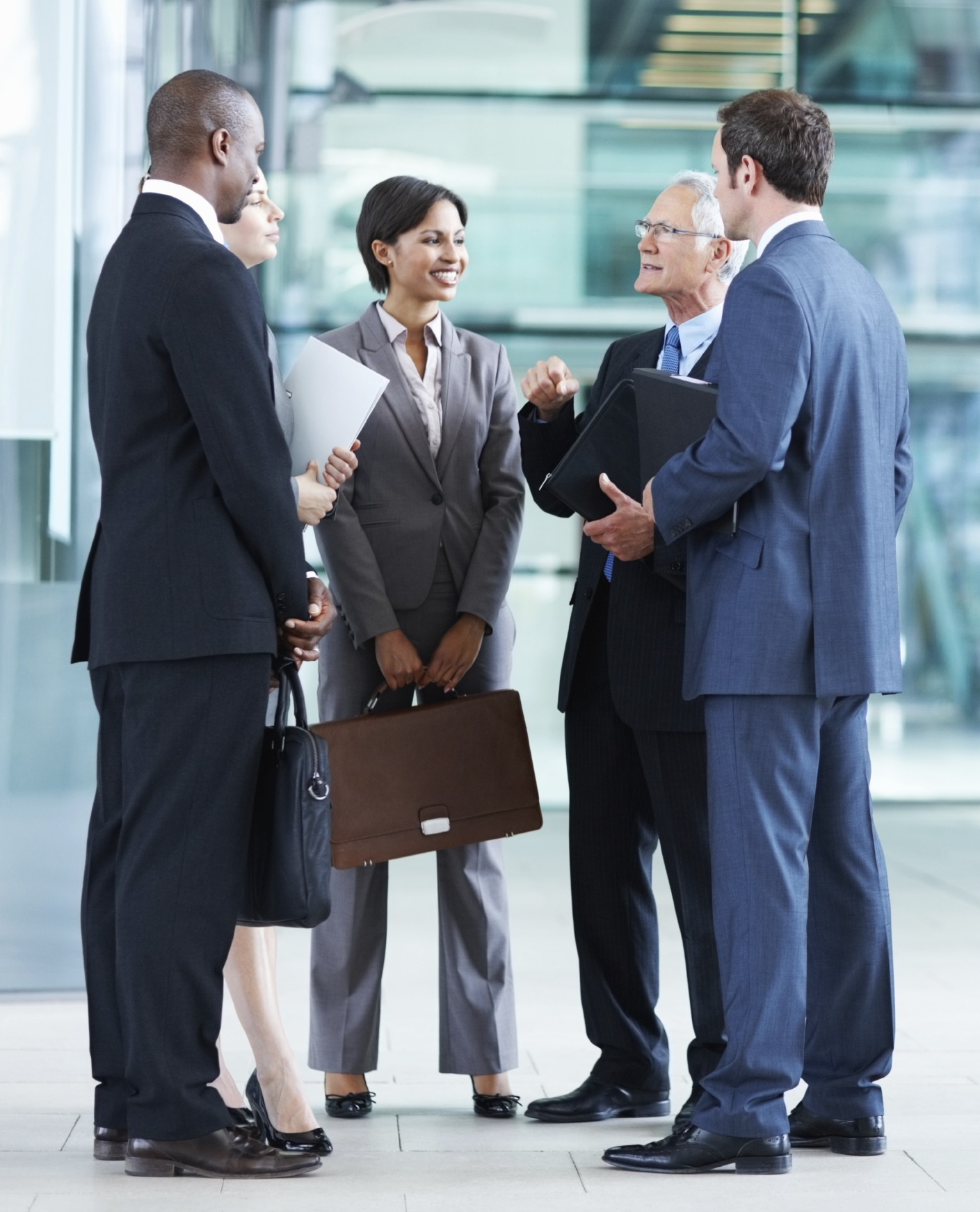 Corporate Industry Managed Services