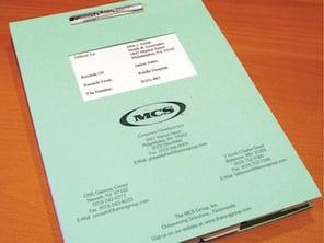 Records Retrieval Court Reporting MCS home