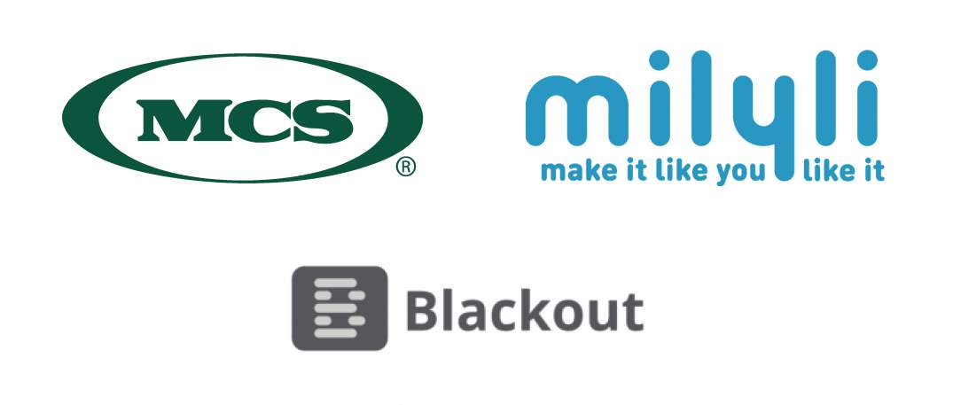 Milyli blackout redaction tool MCS Press Release